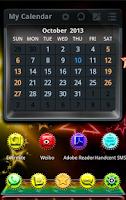 Screenshot of Next Launcher Theme ColorStars