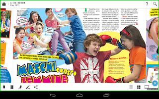 Screenshot of Focus Junior