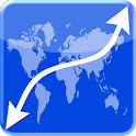 Route Planner Multi Waypoint icon