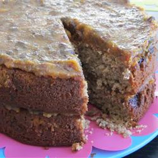 Heritage Jam Cake