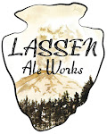 Logo of Lassen Ale Works Volcanic