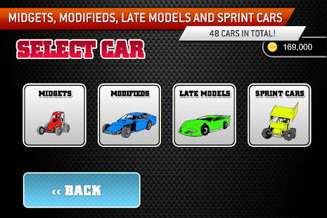 Dirt Racing Sprint Car Game 2 - náhled