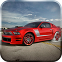 Ford Mustang Custom Wallpaper icon