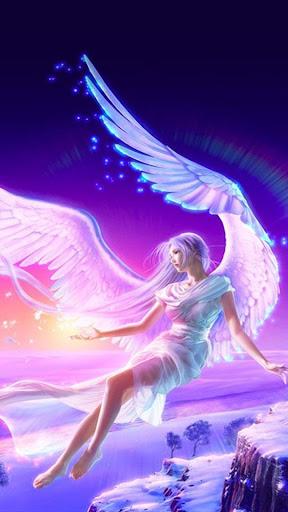 天使波壁纸