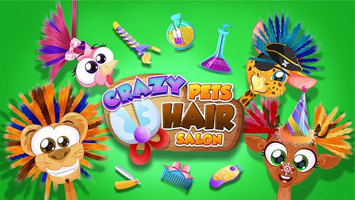 Crazy Pets Hair Salon 1.0.3 screenshots 8