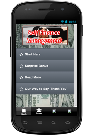 Self Finance Management