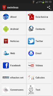 Seguridad wireless- screenshot thumbnail