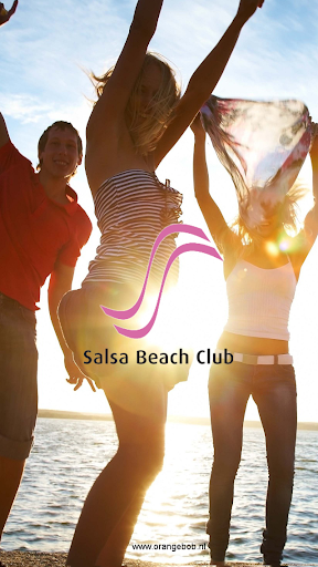 Salsa Beach Club Rockanje