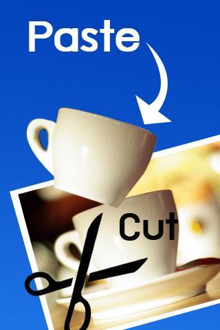 Photo Editor Cut Paste