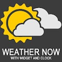 Weather Now PRO - Wetter&Uhr icon