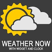 Weather Now PRO-Weather&Clock