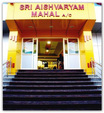 SRI AISHVARYAM MAHAL A C