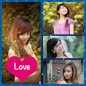 Photo Love Collage