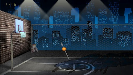 Basketball Shot- screenshot thumbnail