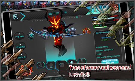 Star Warfare:Alien Invasion Screenshot 10