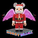 HOBBYYELLALL BEARBRICK SEASON icon