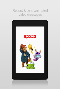 Zoobe - 3D animated messages v3.0.2.6