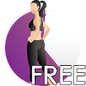 20 Minute Butt Workouts Free icon