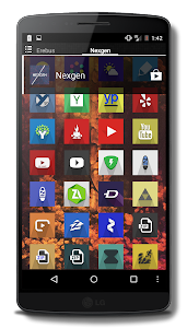 Nexgen - Icon Pack v4.0.7
