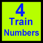 Train Game Solver (4 numbers) icon