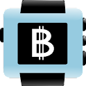 Bitcoins for Pebble Smartwatch icon