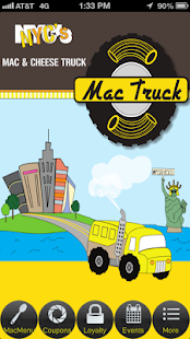 Mac Truck - screenshot thumbnail