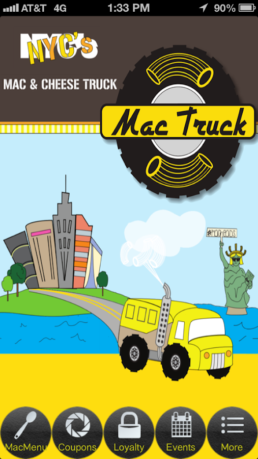 Mac Truck - screenshot