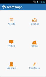 TeamWapp- screenshot thumbnail