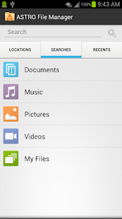 ASTRO File Mgr Pro (key) - screenshot thumbnail