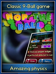Hop The Ball