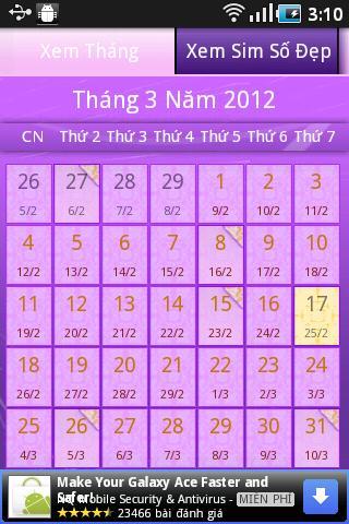 Phong Thủy - Kinh Dịch- screenshot