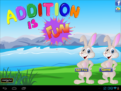 Math Addition Game For Kids- screenshot thumbnail