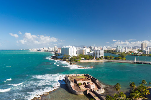 Condado, an oceanfront, tree-lined pedestrian-oriented community in the heart of Puerto Rico.