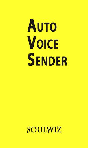 Secret VoiceRecord Mail Sender