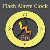 Flash Alarm Clock Pro