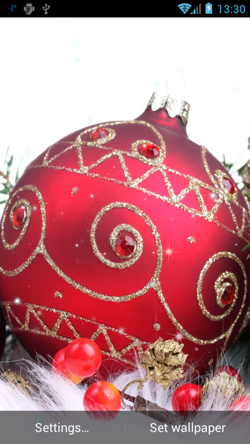 Merry Christmas Live Wallpaper - Android Apps on Google Play