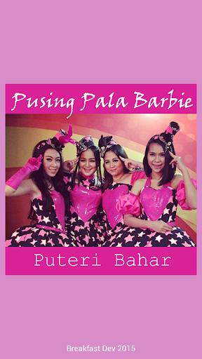Pusing Pala Barbie - Dangdut