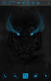 Wild Light Atom theme Screenshot 2