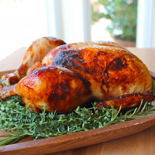 Honey Herb Roasted Chicken