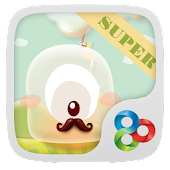 zGel - GO Launcher Super Theme