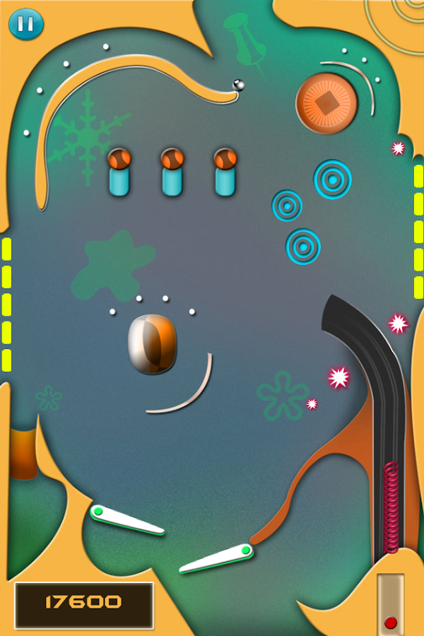 Pin Ball- screenshot