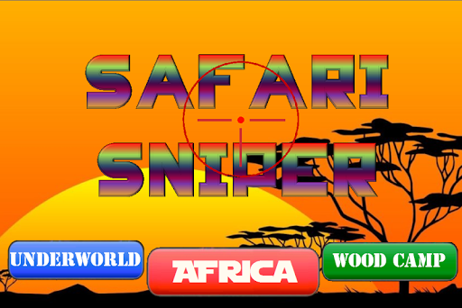 Great African Safari Sniper