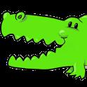 التمساح المتكلم icon