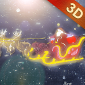 HD Christmas 3D Live Wallpaper