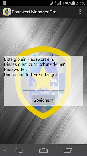 Passwort Manager PRO
