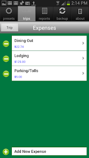 MileBug Mileage Log & Expenses- screenshot thumbnail