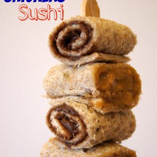 Snickers Sushi Recipe