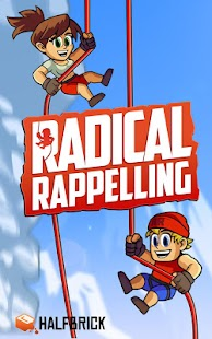Radical Rappelling Screenshot