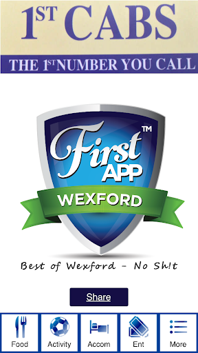First App Wexford
