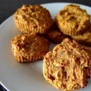 Sweet Carrot-Cake Muffins Recipe